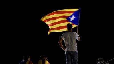 En fotos: España enfrenta el desafío del referéndum independentista en Cataluña