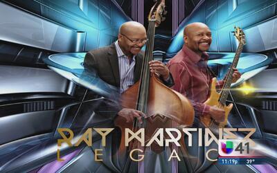 Ray Martínez: maestro del Latin Jazz saca nuevo álbum