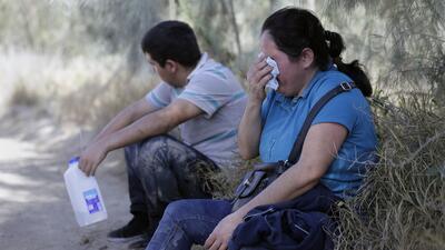 """Jueces de inmigración advierten que la 'tolerancia cero' en la frontera tendrá consecuencias """"tremendas"""""""