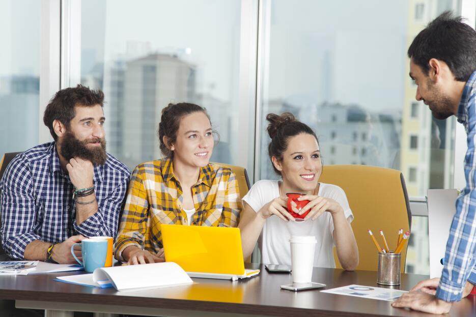 ¿Cómo transformarte en una líder creativa?