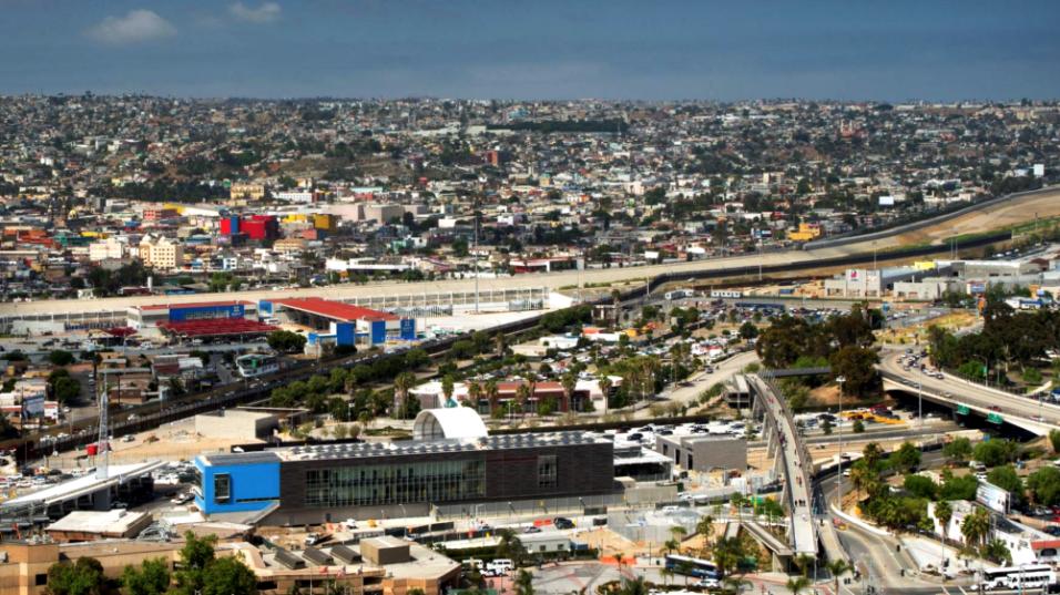 Frontera Tijuana San Ysidro