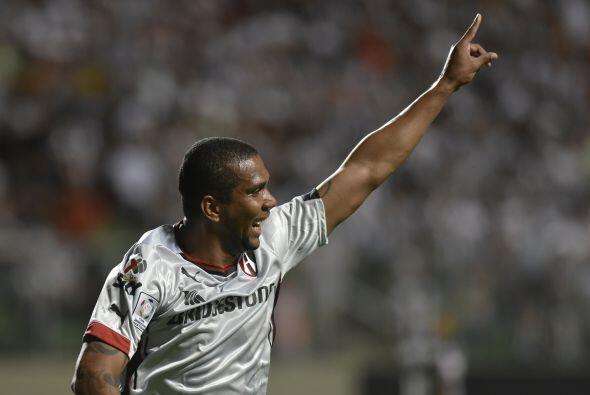 Hasta que llegó Christian Suárez para anotar el gol del triunfo cerca de...