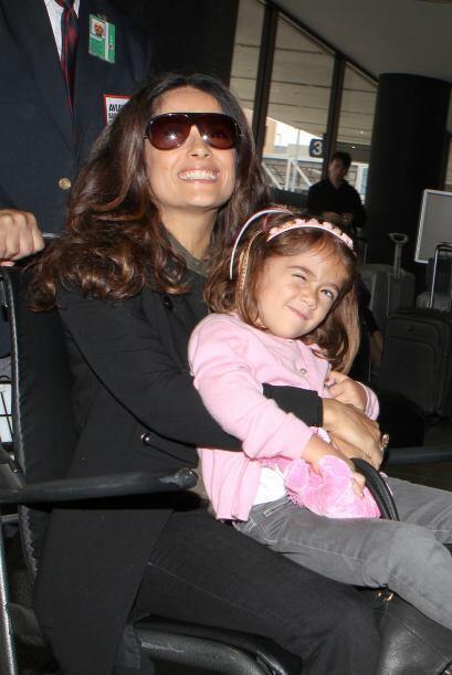 La actriz mexicana no ha parado un segundo en su carrera por cuidar a su...