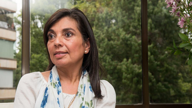 Claudia no quería recibir el riñón de su padre para no involucrar a otro...
