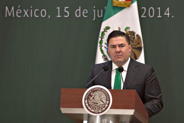 En el evento también estuvo presente el titular de la CONADE, Jesús Mena.