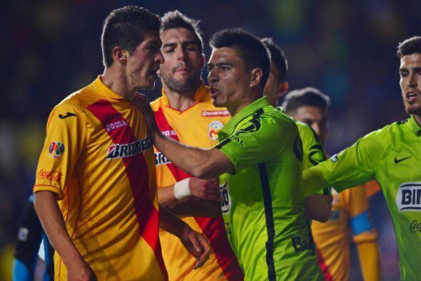 Marco 'Pikolín' Palacios, el jugador ahora de Morelia se ha caracterizad...