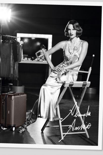 Alessandra se ha convertido en una de las modelos más solicitadas en est...