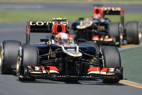 Los Lotus son otro de los grandes favoritos en el año.