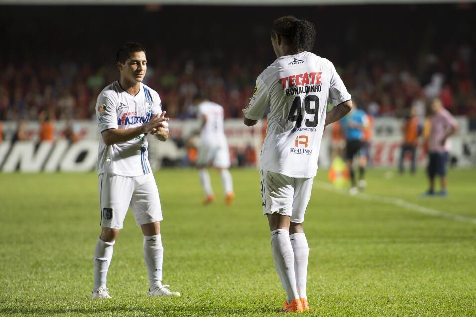 Se acabó el 'Ochoa imbatible' del Lieja, recibió su primer gol  20150517...