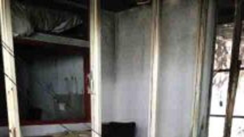 Destrozos en sede del PRI en Chilpancingo.