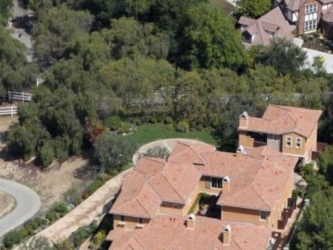 La popular cantante se compró una propiedad de 700 metros cuadrad...