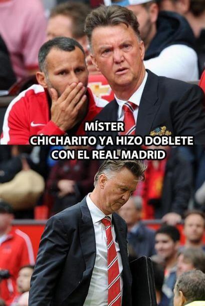 Memes Chicharito