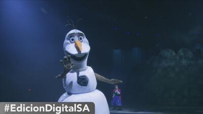 ¡Disney on Ice llega a San Antonio!