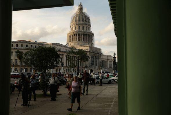 El Capitolio, también llamado Edificio del Capitolio Nacional, es...