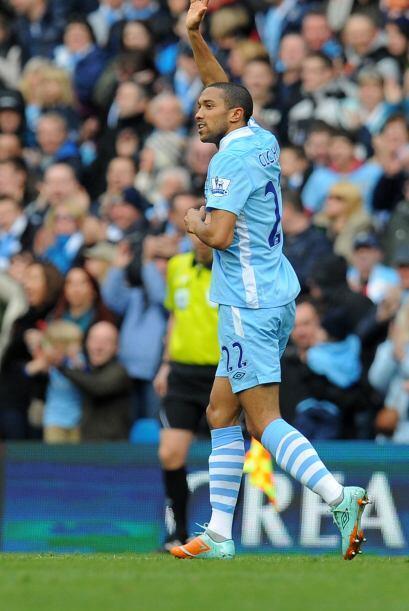 El 'City' se puso en ventaja gracias a un gol en contra de un defensa de...