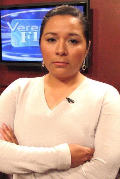 Miriam Mora llegó a la corte de Veredicto Final a pedir el divorcio.