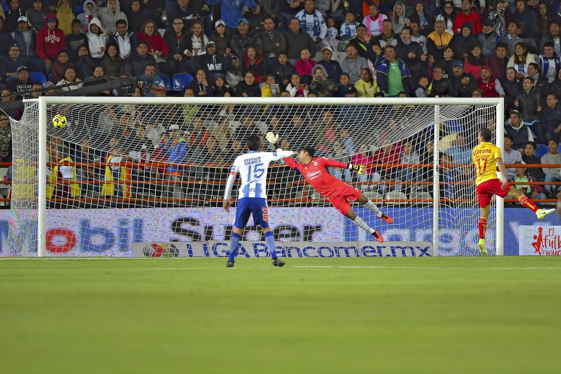 Pachuca y Morelia empatan con pocas emociones Carlos Felipe Rodriguez de...