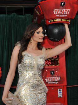 La hermosa ex Miss Puerto Rico y finalista del Miss Universo también se...