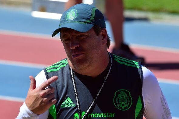 La selección mexicana está lista para enfrentar a Holanda en los Octavos...