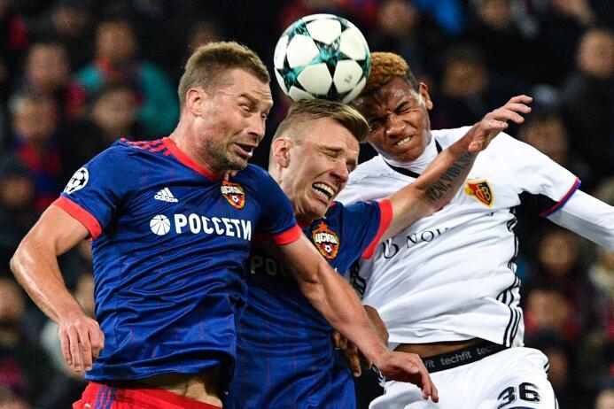 Los líderes se hicieron respetar en la tercera jornada de la Champions L...