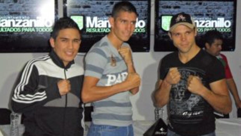 La función en Manzanillo está lista (Foto: HG Boxing)