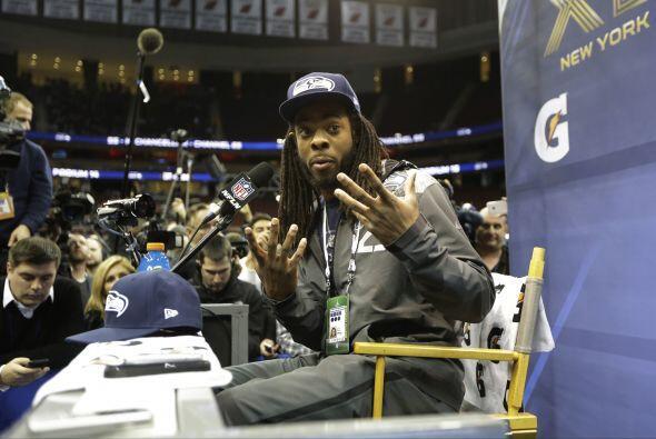 ¿De cuánto será el marcador Sherman? (AP-NFL).