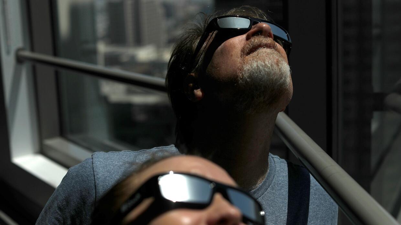 Observatorio Griffith, uno de los mejores lugares para ver el eclipse so...