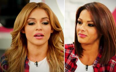 Josephine a Nathalia: 'Tu sarcasmo no me intimida'
