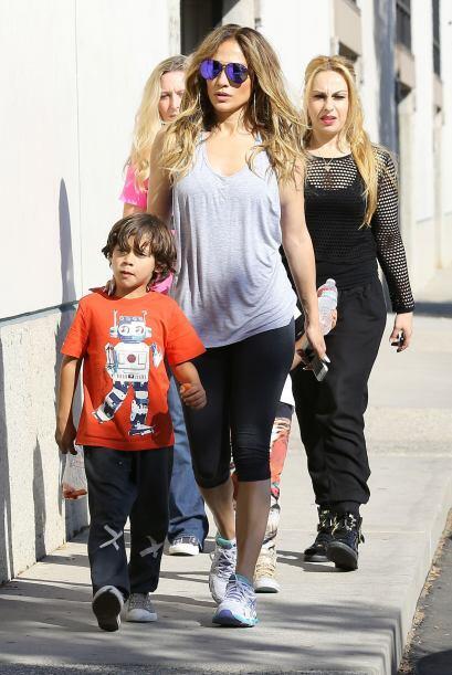 Uno de los embarazos más esperados sin duda alguna fue el de Jennifer Lo...