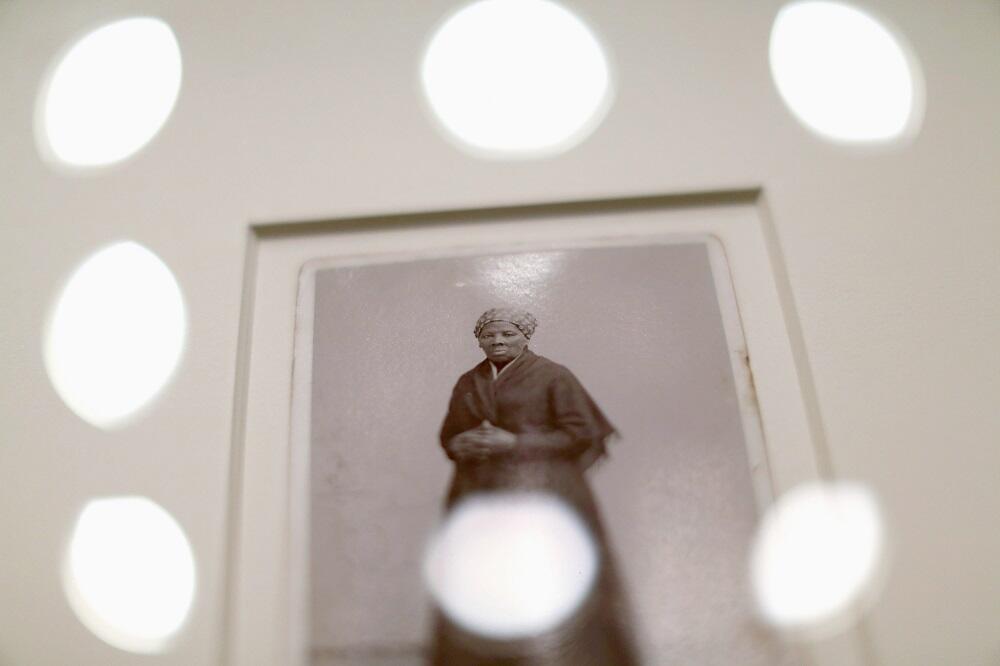 Harriet Tubman, la primera mujer afroestadounidense en un billeteTras mu...