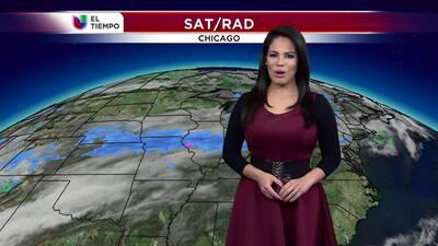 Fin de semana tormentoso en Chicago