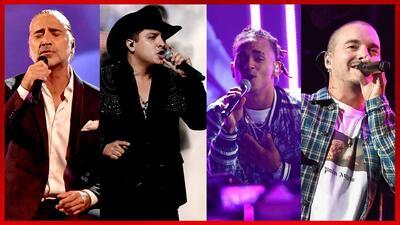Los artistas que metieron las patas y perdieron el amor de sus fanáticos