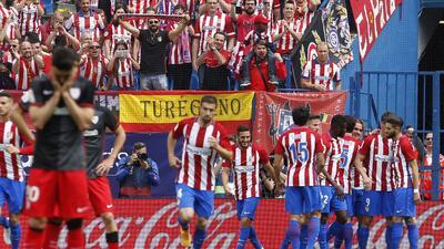 ¡Adiós a un grande!: la última fiesta en el estadio Vicente Calderón
