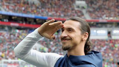 """Zlatan sentenció: """"Si vuelvo al PSG será para ser el jefe"""""""