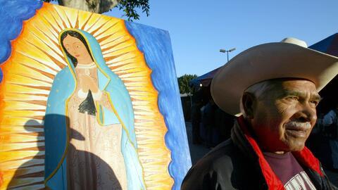 "La Virgen de Guadalupe ""La patrona de América"""