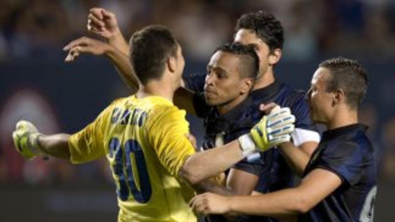 Inter de Milan venció al Juventus en tanda de penales por 9-8 tras empat...