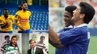 ¡Cómo pasa el tiempo! El dueño del famoso festejo de Bebeto firmó con un grande portugués