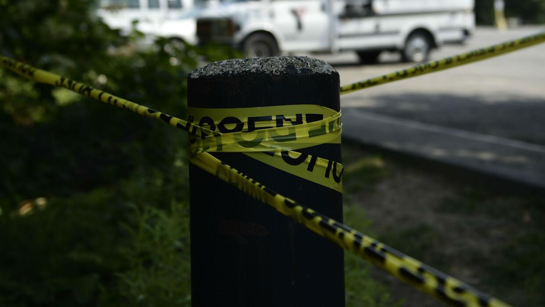 Encuentran restos humanos cerca de un hospital psiquiátrico de Brooklyn,...