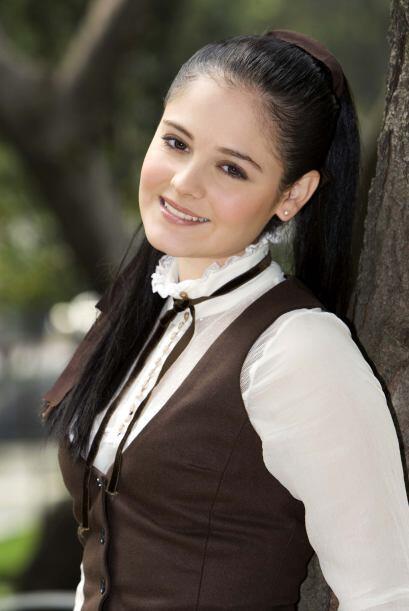 """Allison ya había participado en """"Alegrijes y Rebujos"""", """"Rebelde"""", """"Las D..."""