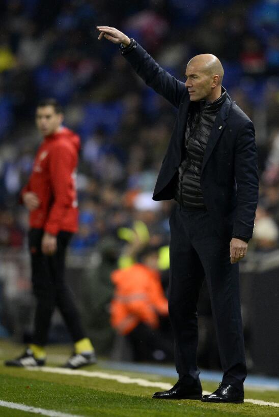 Derrota de Real Madrid en su visita a Espanyol en Liga de España gettyim...