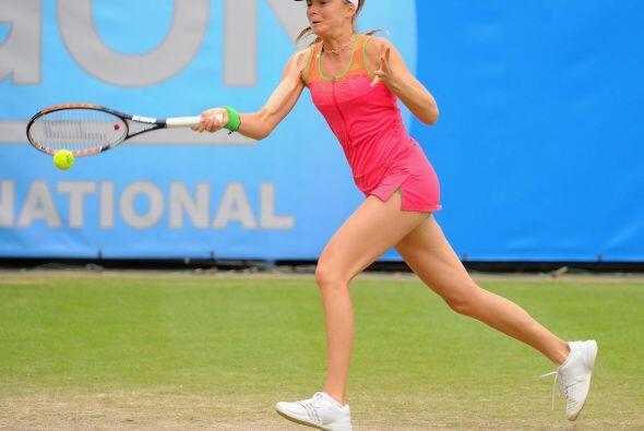 La eslovaca Daniela Hantuchova (foto) será la rival de Venus en cuartos,...