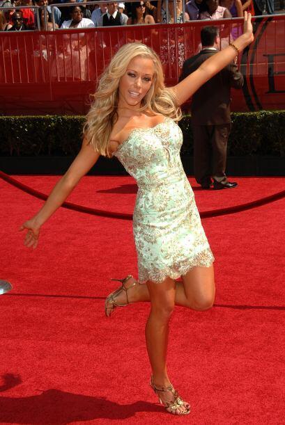 La playmate estadounidense Kendra Wilkinson es apasionada de los deporte...