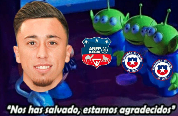 ¿Revancha mexicana? Mejor unos divertidos memes del Chile vs. Australia...