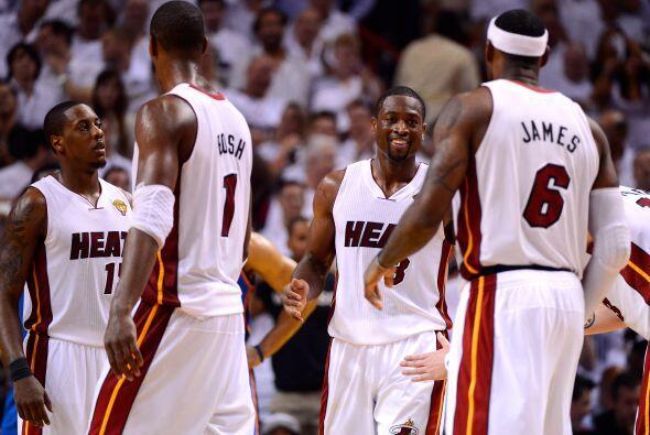 El Heat silenció todas las críticas y se coronó merecidamente con el gra...