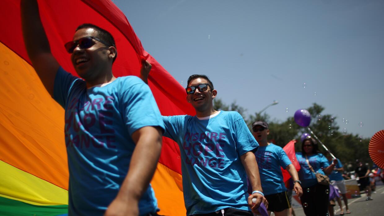 Derecho gays US