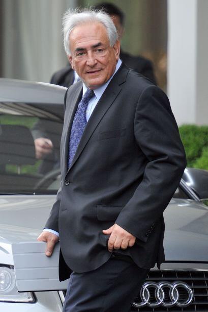 La vida de Dominique Strauss-Kahn, exdirector del Fondo Monetario Intern...