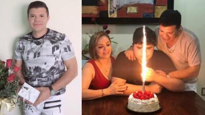 Jorge Medina molesto porque lo mataron en Facebook