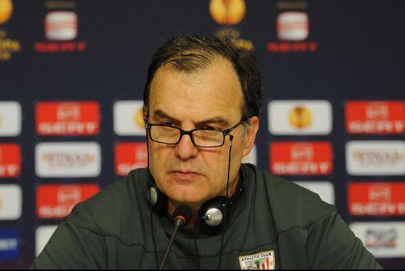 El mejor técnico fue Marcelo Bielsa. El 'loco' puso al Athletic de Bilba...