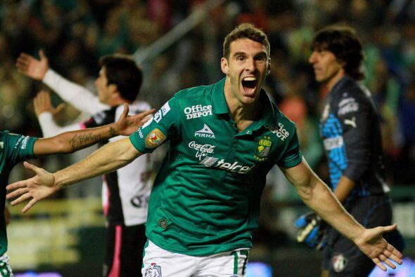 El atacante de León terminó con 12 dianas el torneo pasado y compartió e...