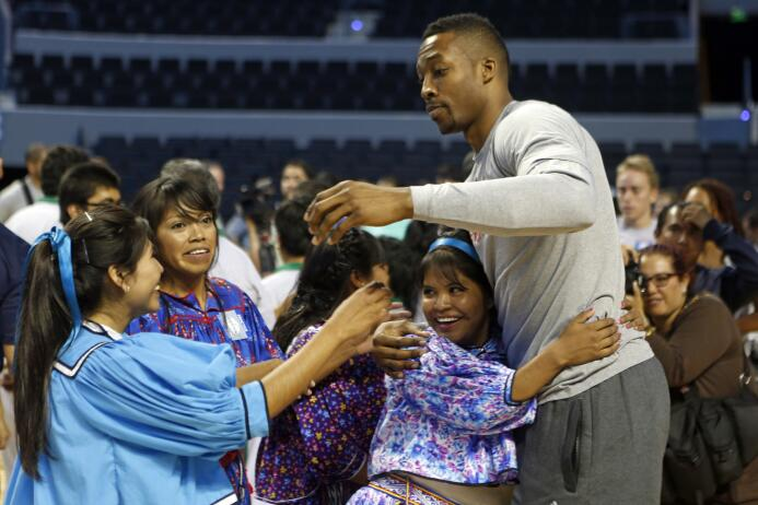 Así ha sido el camino de 25 años de NBA disputando partidos en México ap...
